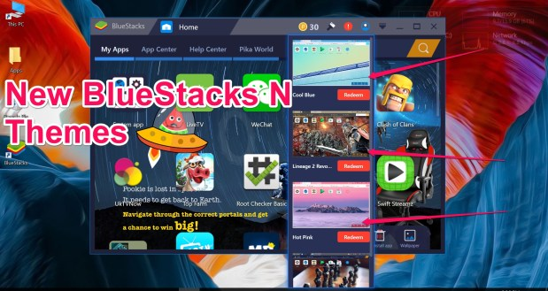 BlueStacks Android N Download Beta