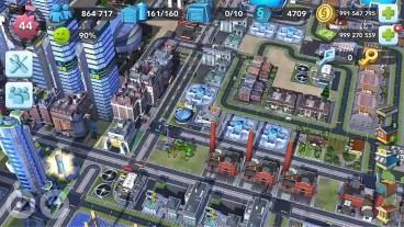 SimCity BuildIt Gameplay