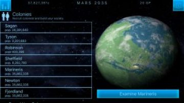 terragenesis gameplay