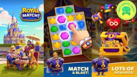 Royal Match Mod Apk