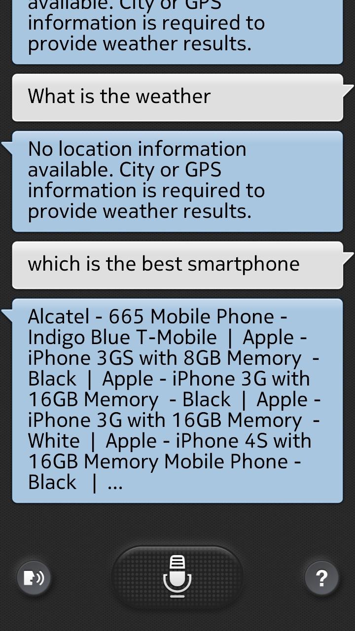 Svoice best smartphone