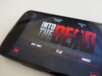 Zombi game, Into the dead
