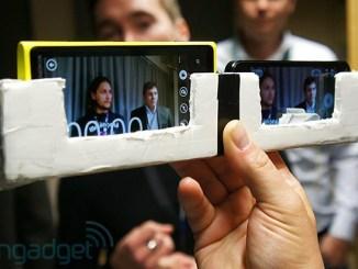Smartphone camera test