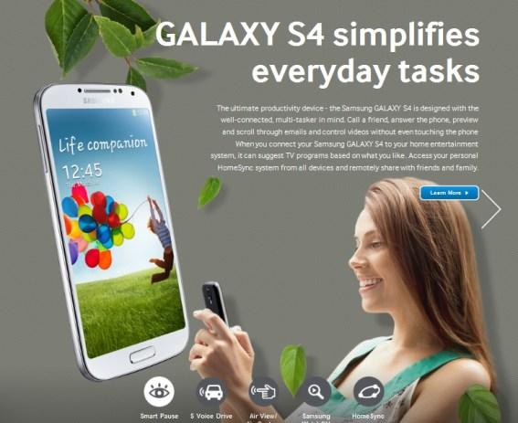 Galaxy S$ AT&T,AT&T S4