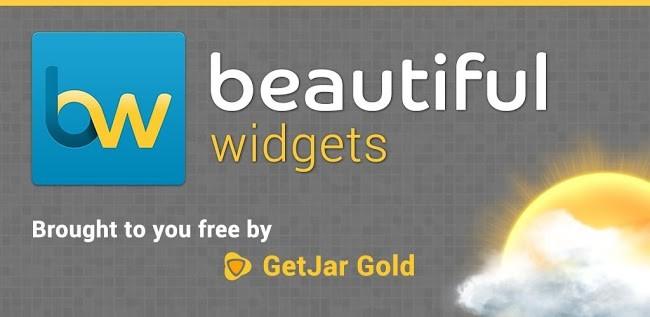 Beautiful-Widgets-Gold