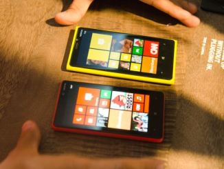Lumia 820 Lumia 920