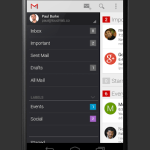 Gmail New, Gmail 5, Gmail Android, Gmail app, Gmail Phone, Gmail 5.0 (6)