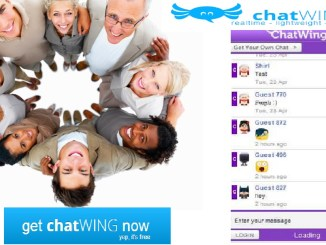 Chatwing Chatwing messenger Chatwing app Chat Wing