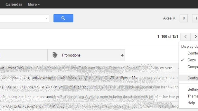 Gmail tabs, Gmail new featured tabs, New gmail tabs interface, How to enable tabs in Gmail, How to get the new Gmail interface, Gmail new buttons, Gmail updated interface, Gmail, Gmail 2013, Gmail updates, How to use new Gmail, how to enable new Gmail tabs (1)