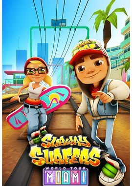 Subway Surfers Miami, Miami subway surfers, Subway Surfers mIami hack (5)