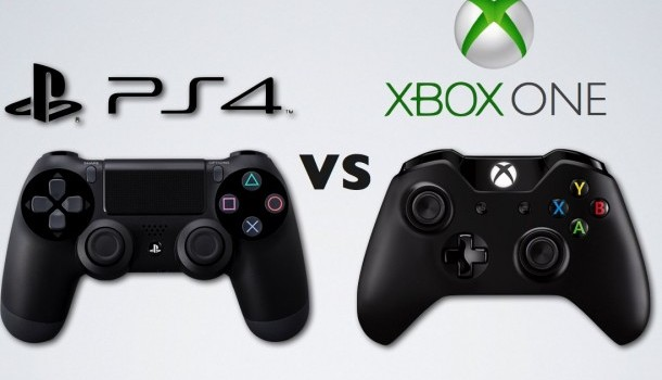 Xbox vs PS4, Ps4, xbox, Xbox vs playstation 4, Microsoft vs sony, XBOX One Vs Playstation 4, Difference between xbox one and PS4, PS4 and xbox one, one Xbox PS4, Xbox one vs Playstation 4, (3)