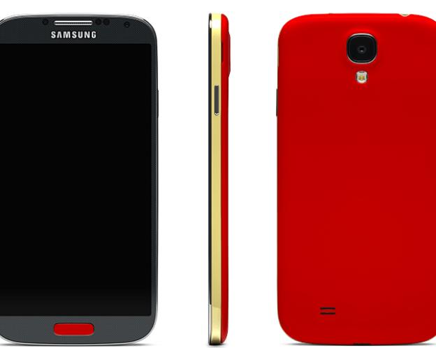 Galaxy S4 customized, galaxy S4 colors, galaxy S4 colorware, colorware galaxy s4 (2)