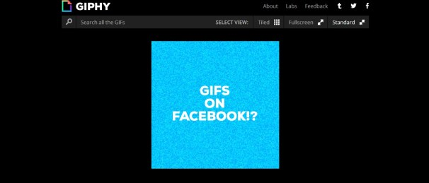 Facebook GIF, how to post animation pictures on Facebook, Facebook Gif animation, Post GIF image on Facebook, GIF animation on facebook. (3)