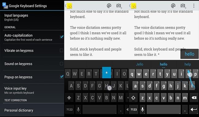 Google-Keyboard-update