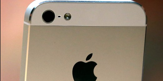 iPhone 5S's Camera