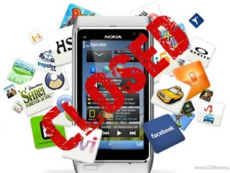 Nokia decided to end Symbian and MeeGo support