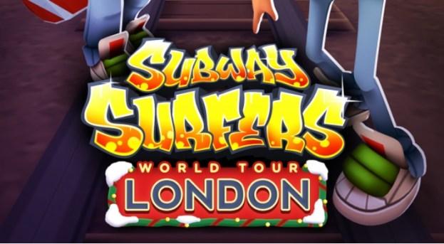 Subway Surfers London
