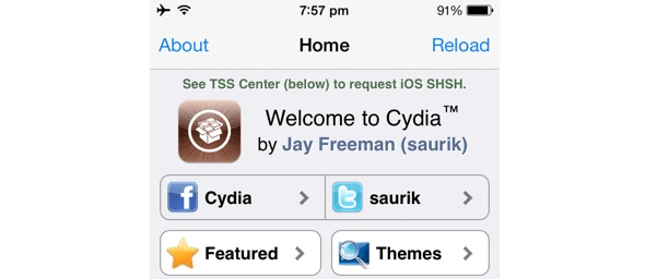 Download Cydia 1.1.9 Deb to Perfectly Compatible With iOS 7