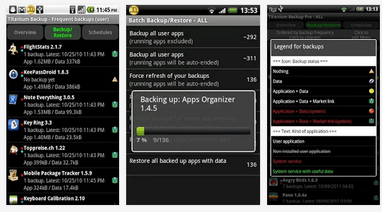 Titanium Backup - root Android Apps on Google Play
