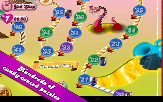 Candy Crush Saga 33