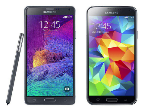 Samsung s Galaxy S5 And Galaxy Note 4 Will Get Android L