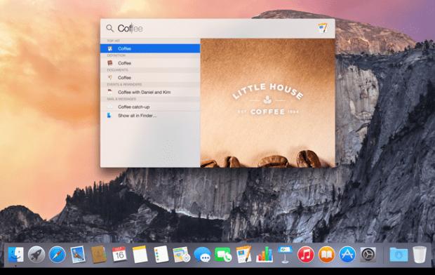Apple   OSX Yosemite   Design