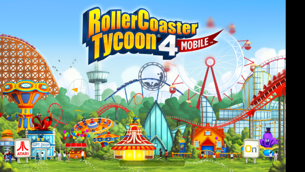 RollerCoaster Tycoon 4 Mobile apk (2)