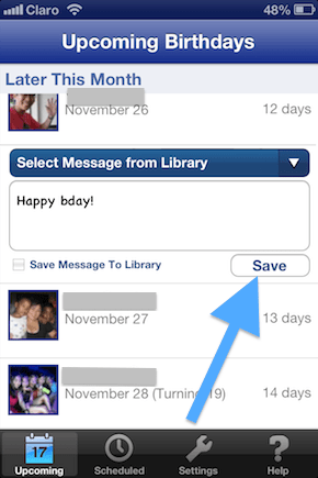 fBirthdays-Saving-Scheduled-Message
