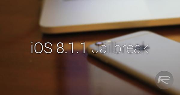 iOS-811-jailbreak