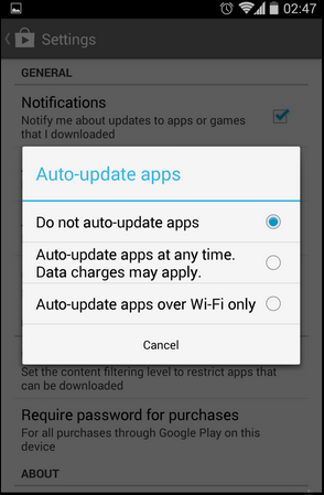 How To Disable App Auto Update On Android Devices3
