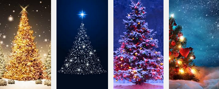 Download Christmas Wallpapers for your iPhone 6 and iPhone 6 Plus