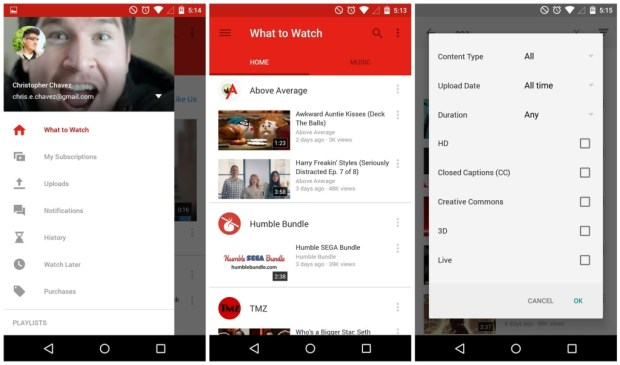 YouTube-6.0.11-Material-Lollipop-update
