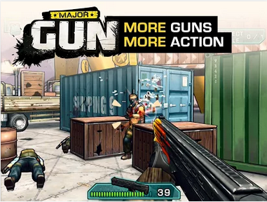 Download Major GUN 3.2 MOD APK (Unlimited Money)