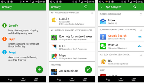 Download Greenify v2.6 Apk