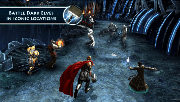 Download Thor TDW 1 2 0n MOD APK (Unlimited Everything) | AxeeTech
