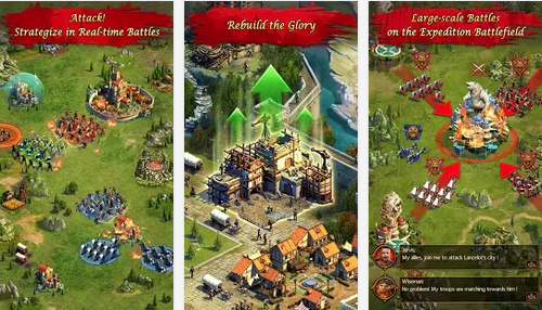 King's Empire v1.9.3 Mod Apk