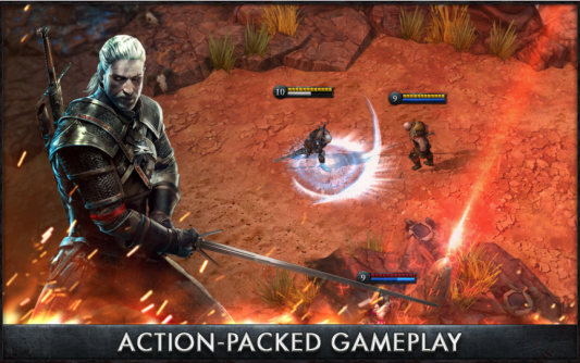 The Witcher Battle Arena for PC