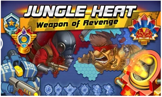 Jungle Heat: Weapon of Revenge 1 9 9 Mod Apk (Unlimited Money