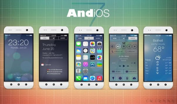 iOS 9 Theme for Android (1)