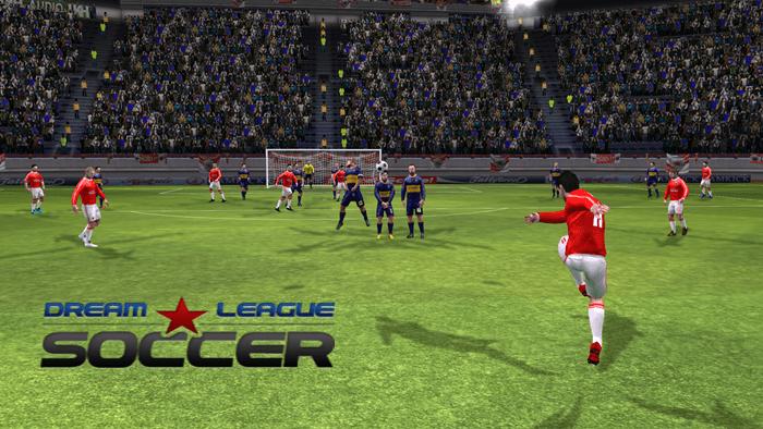 Dream League Soccer 2 05 Mod Apk Unlimited money  | AxeeTech