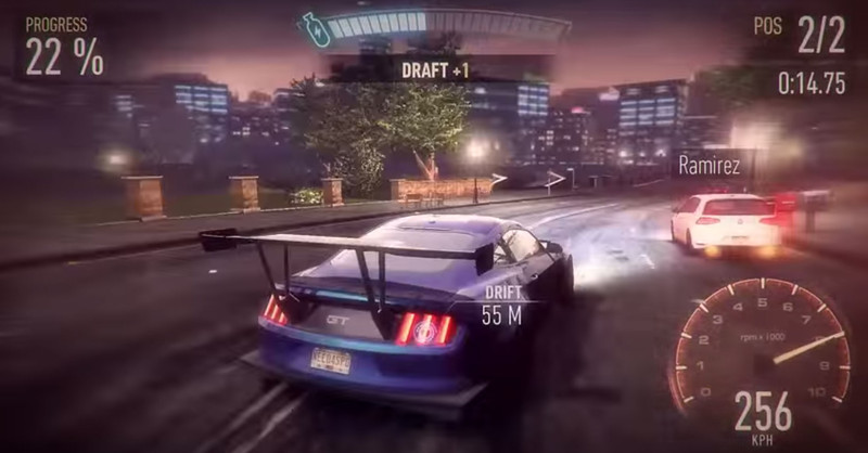 Need for speed no limits mod apk unlimited money and gold