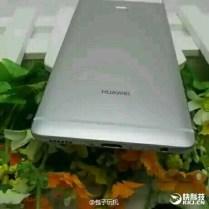 Huawei P9 renders 2