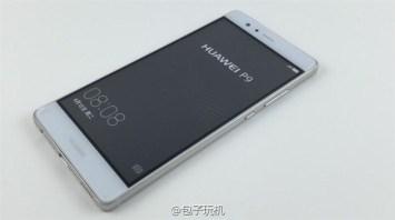 Huawei P9 renders 5