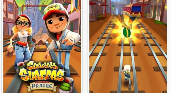 Subway Surfers Prague
