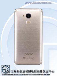 Honor 5C back