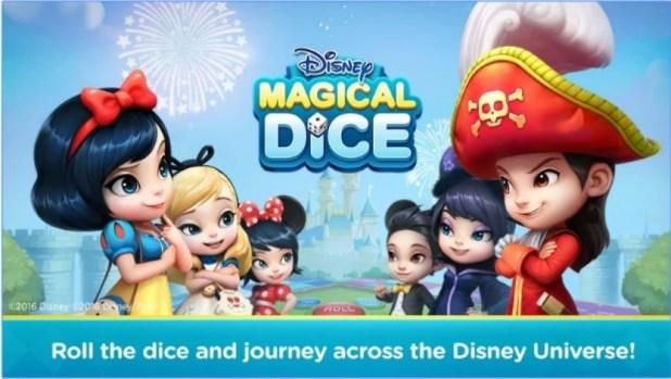 Disney Magical Dice Mod Apk