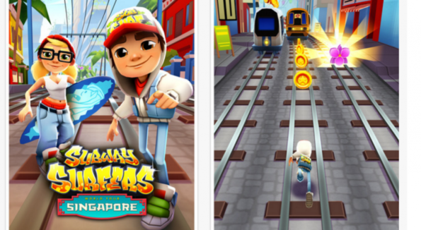 Subway Surfers Singapore v1.57.0