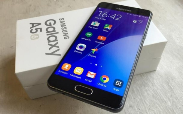 Galaxy A5 Android 6.0.1