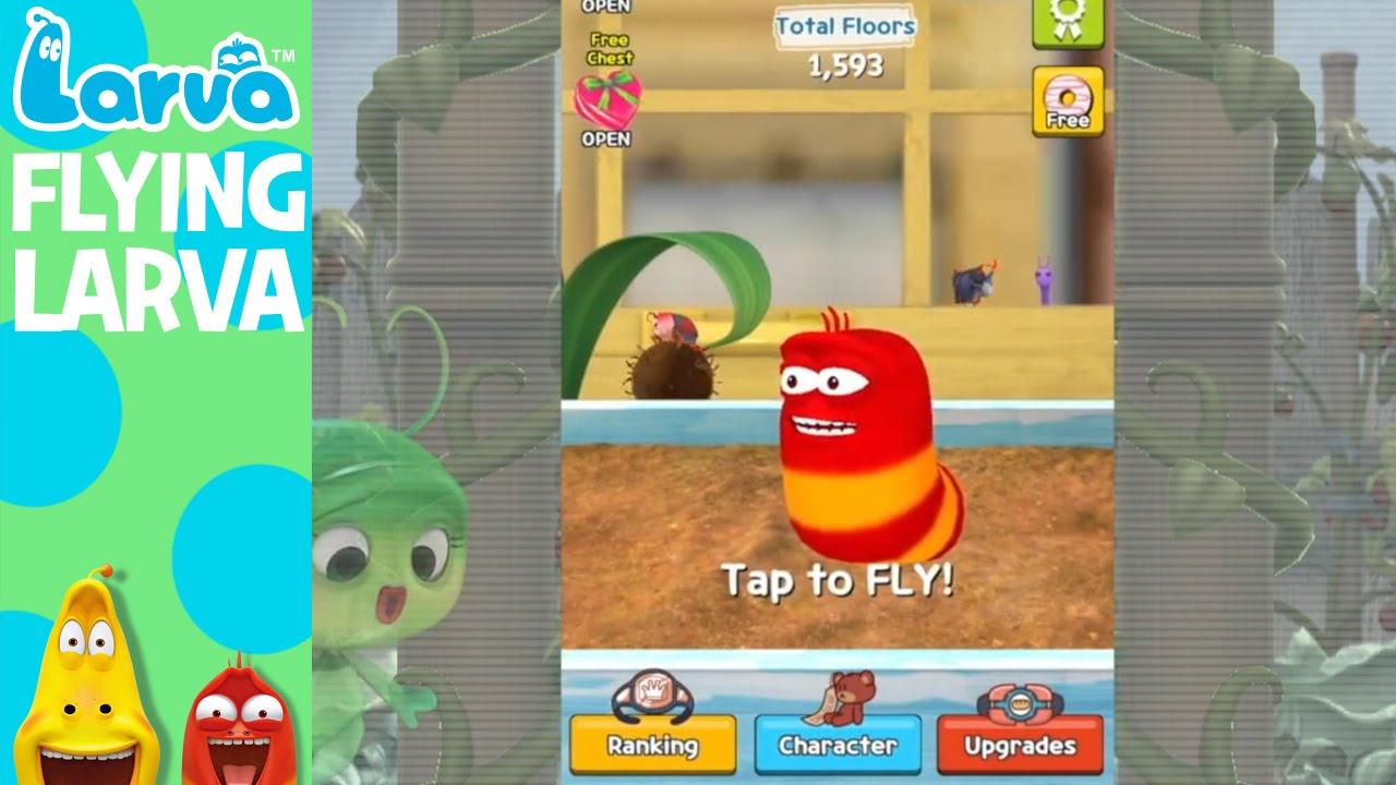 Flying-Larva-Mod-Apk