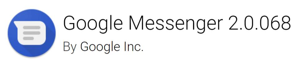 google_messenger_apk